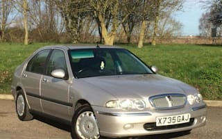 Cheapest roadworthy car in Britain sells for staggeringly low £3.19