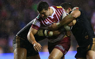 Flower commits to Wigan amid NRL interest