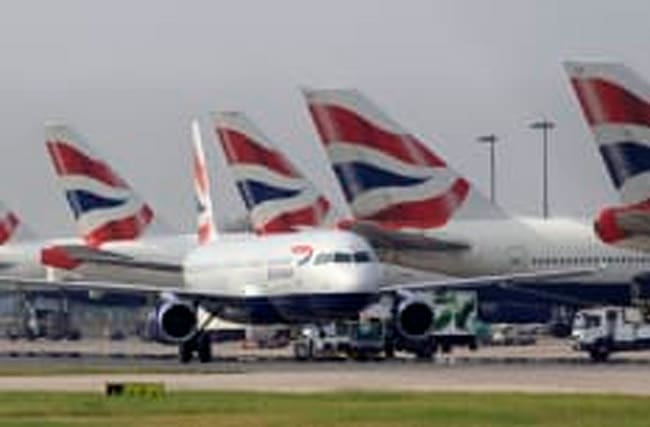 British Airways grounds flights after global computer problem
