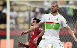 Algeria 1 Tunisia 2: Favourites on brink of elimination