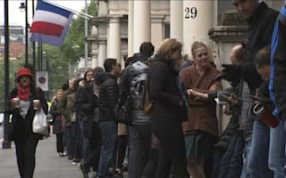 French embassy thanks Met as UK-based voters cast presidential run-off ballots