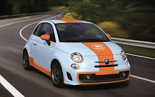 Fiat and Gulf combine to produce Abarth 500 in iconic livery