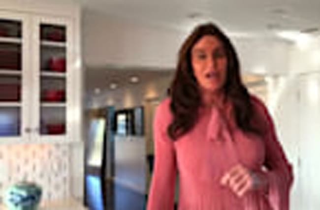 Caitlyn Jenner's message to Trump: 'this is a disaster'