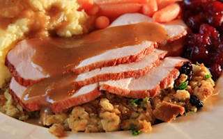 Best-tasting turkey gravy ever