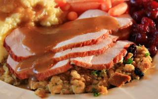 Best-tasting turkey gravy ever