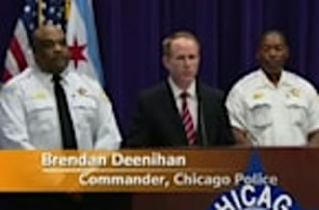 "Chicago police chief: ""Enough"" gun violence"