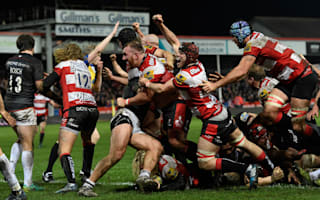 Maitland injured as Gloucester beat Sarries