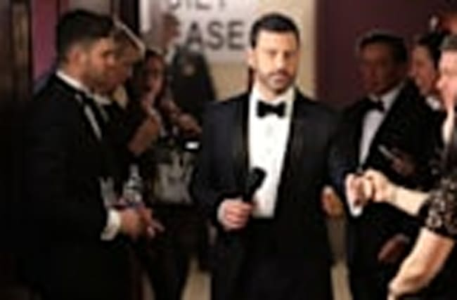 Jimmy Kimmel Says He Felt 'Bad' About Oscars Fiasco But Was Trying Hard to 'Not Laugh'