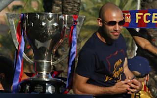 Mascherano set for Barca stay