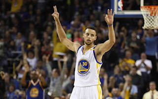 Three and easy night - Curry reflects on record-breaking display