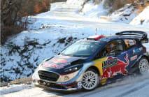 New car, same result as Ogier wins WRC season-opener