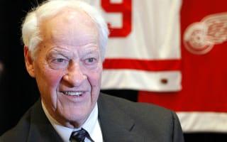 Hockey legend Gordie Howe dies aged 88