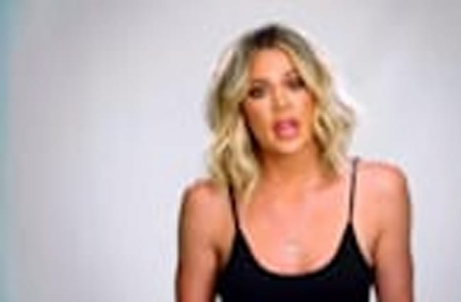 Khloe Kardashian Calls Rob 'Crazy' in Dramatic 'Keeping Up' First Look