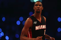 Bosh out of All-Star Game, Horford in