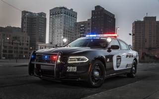 Is this the world's most menacing police car?