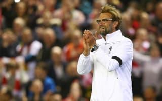 Liverpool v Newcastle United: Klopp keeps pushing for improvement