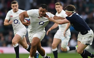 Vunipola eager for England to overhaul All Blacks