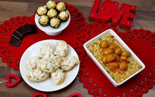 Would you buy a three-course Valentine's meal from Poundland?