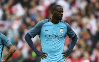 Play Man United without a referee? I would prefer that - Toure fury with Wembley officials