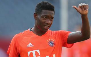 Alaba warns against complacency as Bayern begin Bundesliga defence