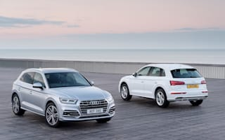 First Drive: Audi Q5