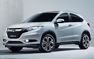 New Honda HR-V compact off-roader unveiled
