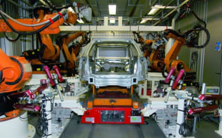 VW worker killed by factory robot