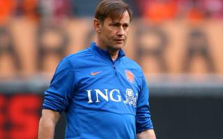 Hoek returns to Netherlands set-up