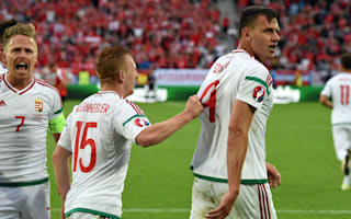 Austria 0 Hungary 2: Szalai and Stieber stun 10-man favourites