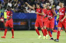 Paris Saint-Germain 4 Leicester City 0: French champions impress