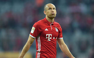 Robben out of Netherlands qualifiers