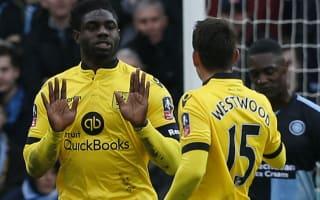 Richards brave to speak to Villa fans - Garde