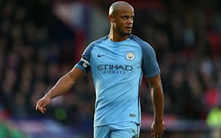 Guardiola adamant Kompany still has role to play at Manchester City