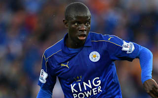 Kante move spells end of Leicester's challenge, says Lineker