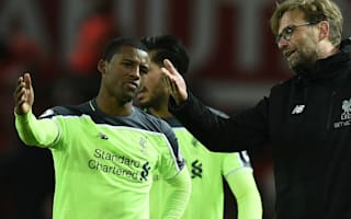 Why only me? - Wijnaldum hits back at away-day critics