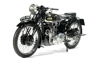 Top Gear presenters' bikes sell out at Bonhams auction
