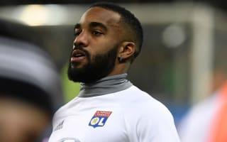 Lyon open to Lacazette exit - Aulas