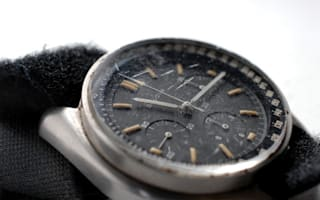 Watch worn on the moon is up for sale - for $1 million