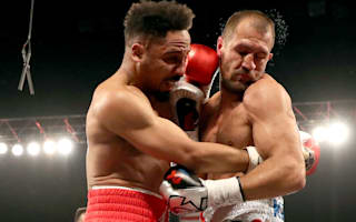 Ward beats Kovalev by TKO