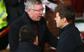 Pochettino looks to emulate Ferguson at Spurs