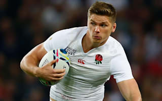 Farrell an option at inside centre for England