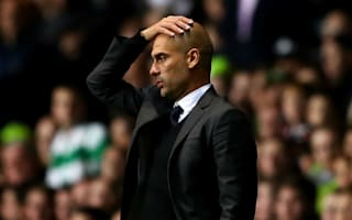 I want Celtic atmosphere at City - Guardiola