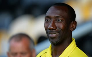 QPR given permission to hold Hasselbaink talks