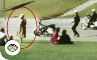 JFK assassination: Just who was the 'babushka' lady?