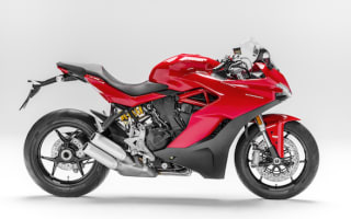 Ducati reveals all-new SuperSport