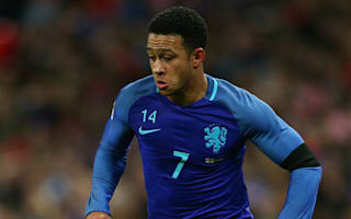 Morocco 1 Netherlands 2: Promes and Depay shine as 10-man visitors hold on