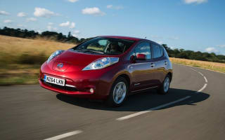 Electric cars rivaling diesels for residual values