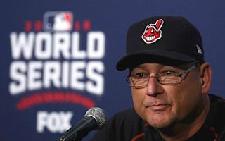 Indians 'tried until there was nothing left' - Francona
