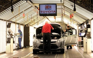 Toyota to boost UK production for Auris replacement