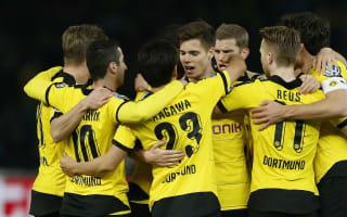 Hertha Berlin 0 Dortmund 3: BVB set Pokal final date with Bayern